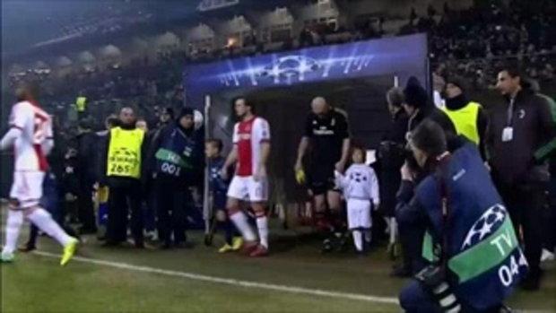 เอซี มิลาน 0-0 อาแจ็กซ์ อัมสเตอร์ดัม (UCL)