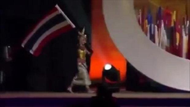 เพลงชาติไทย ทาทา ยัง - Tata Young