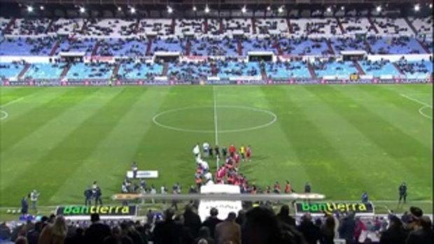 เรอัล ซาราโกซ่า 0-0 เซบีย่า (โคปา เดล เรย์)