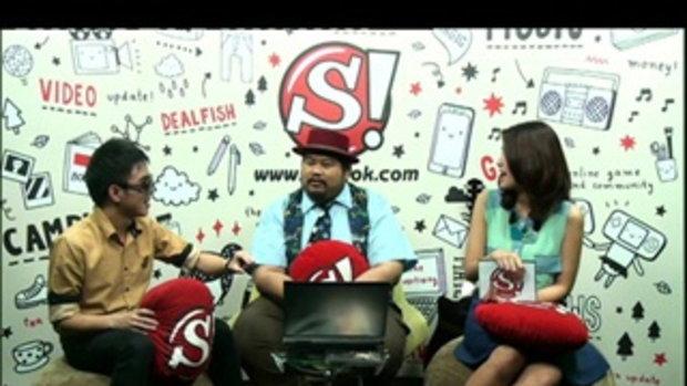 Sanook Live chat  ป๊อบ ปองกูล 5/6