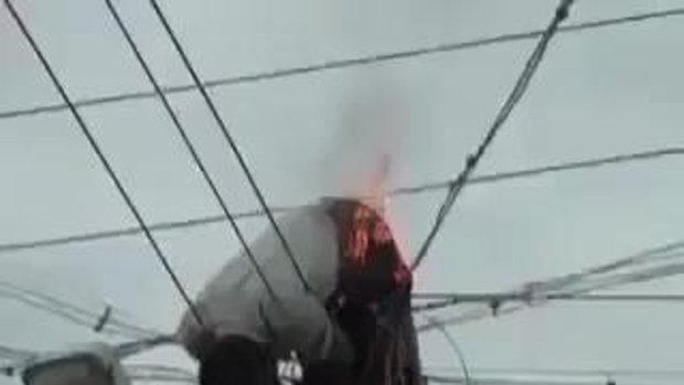 ไฟฟ้าอันตรายถึงชีวิต! [18+]