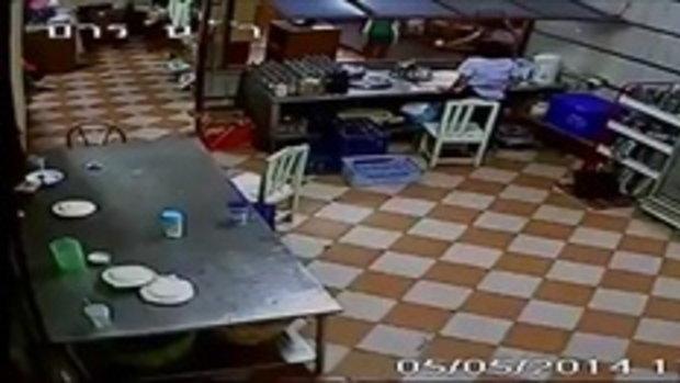 แผ่นดินไหวที่เอกโอชา เชียงราย 05 - YouTube.mp4