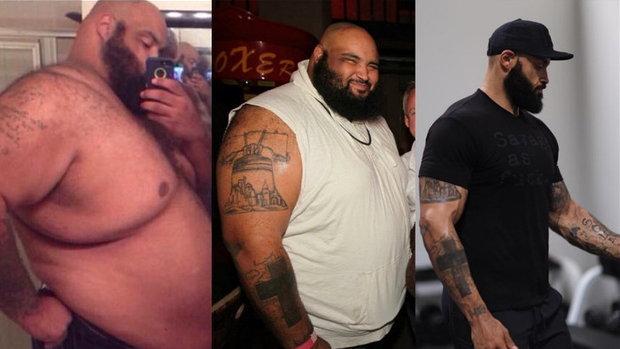 จากน้ำหนัก 270 กก. ลดน้ำหนักด้วยการเดิน 2 ปี น้ำหนักหาย 100 กก