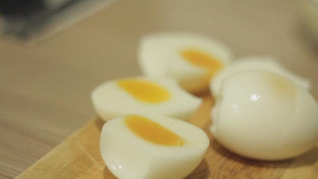 Sanook Good Stuff  - สูตรวุ้นไข่ต้มกะทินมสด