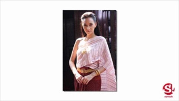 ไม่ได้เห็นบ่อยๆ 10 นางเอกสวมชุดไทย สวยเลอค่า