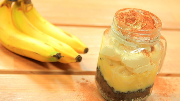 Sanook Good Stuff : สูตรบานอฟฟี่โฮมเมด อร่อยได้ไม่ง้อเตาอบ
