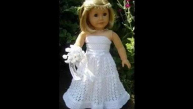 ชุดตุ๊กตาถักน่ารัก ๆ