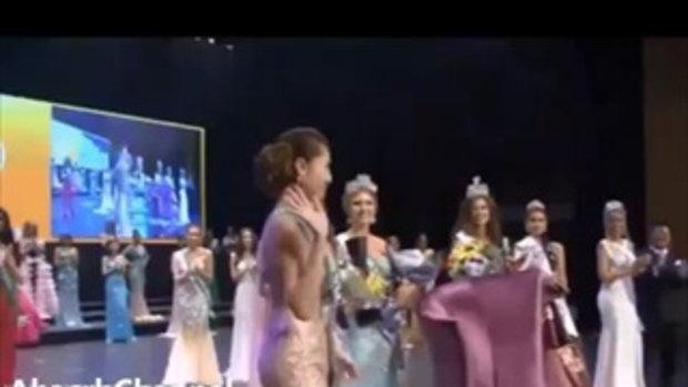 นางงามเวียดนาม ชนะตำแหน่ง Vietnam wins Miss Global Beauty