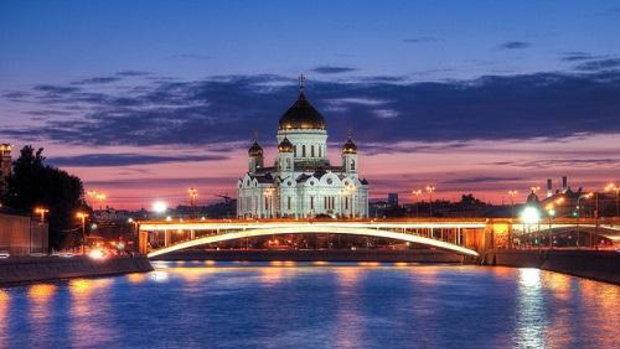 รัสเซีย เที่ยว 10 จุดสวยสุดในมอสโค ฉบับฟรีวีซ่า