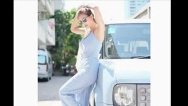 รถก็สวย คนก็สวย ไปชมกันกับรถใช้งานของ ก้อย รัชวิน แฟน ตูน Bodyslam