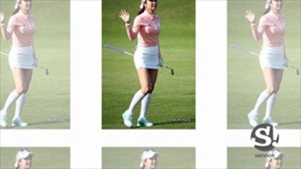 อัน ชิน-เอ นางพญาแห่งวงการกอล์ฟแดนกิมจิ