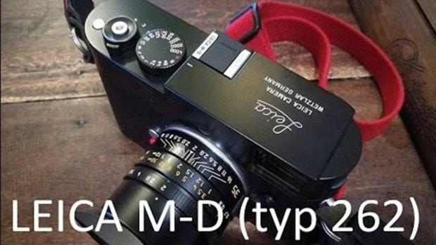 Tech Chill ตอนที่ 191 รีวิว Leica M-D (Typ 262)