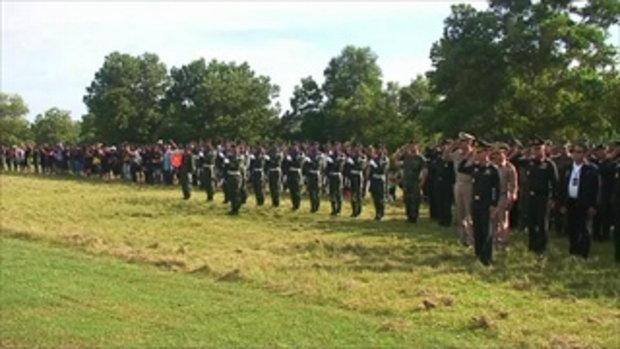 ทหารกล้าสละชีพเหตุชายแดนใต้ กลับบ้านที่ภูเก็ตอย่างสมเกียรติ