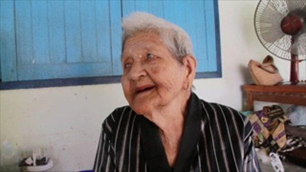 ย่าแดง 101 ปี หญิงสมัยรัชกาลที่ 6 ที่จะก้าวสู่แผ่นดินที่ 5