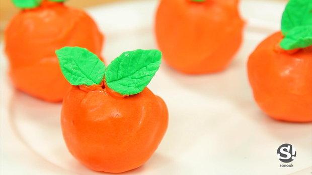 Sanook Good Stuff : สูตรช็อกบอลลูกส้ม เอาใจเด็กๆต้อนรับเปิดเทอม