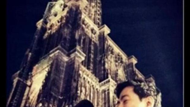 รักแท้เหนือกาลเวลา แซม ยุรนันท์ จูง ภรรยาคนงาม ตะลุยเที่ยว ยุโรป