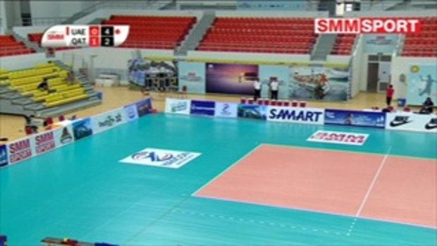 ระทึก! ภาพเหตุการณ์แผ่นดินไหวระหว่างแข่งขัน SMM วอลเลย์บอลชายชิงแชมป์เอเชีย ที่พม่า