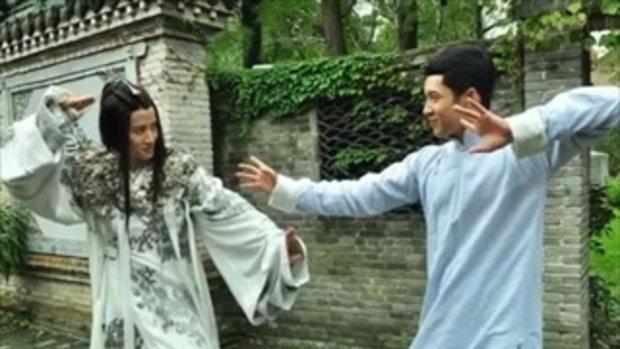 ติ่งแดนมังกรคลั่ง! ไมค์ ในชุดเทพเจ้า ฟินซ้ำ! ดีเจพุฒ เซย์เยสเล่นละครจีน
