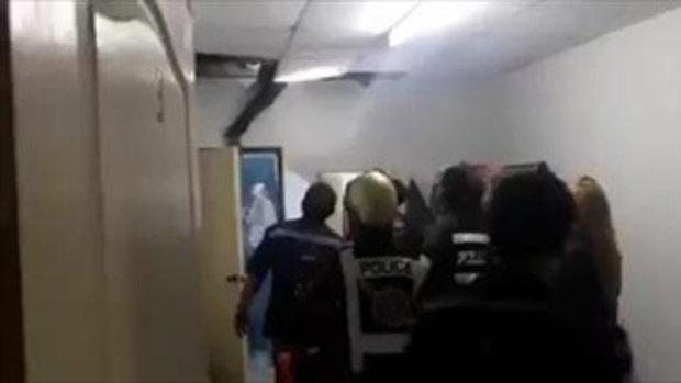 ล้อมจับหนุ่มไทย บุกเข้าห้องสาวเวียดนามหวังข่มขืน