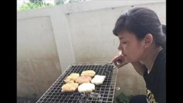 ตั๊กแตน ชลดา เผยเมนูเด็ด ข้าวเหนียวกินเหลือ เราต้องไม่ทิ้งขว้าง !!
