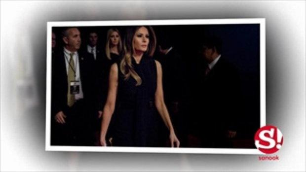 รวมลุคสุดปังของ Melania Trump สุภาพสตรีหมายเลข 1 ตลอดการหาเสียง
