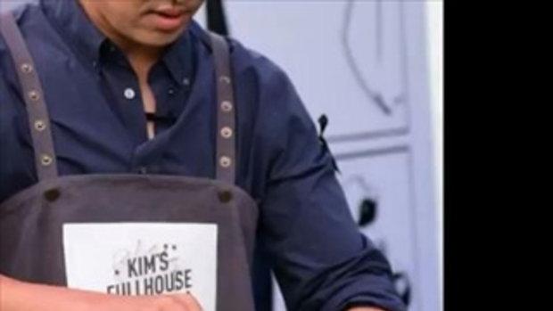 หล่อพร้อมเสิร์ฟ!! คิมซองซู พระรอง Full House โชว์ฝีมือทำอาหาร