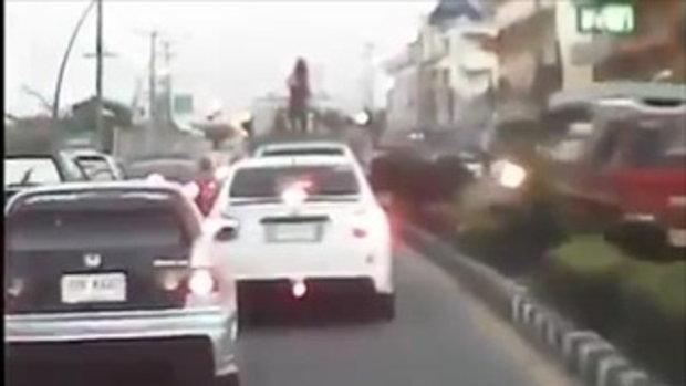 ภาคต่อคดีฟาสต์ รถเสียหายโวยโดนตำรวจเรียก 1 พัน ไม่จ่ายเอารถออกไม่ได้