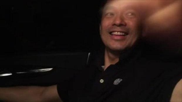จ๊ะจ๋า พี่จิ๊บ มุ้งมิ้งกันบนรถ ขอบอกว่าสวีทสุดๆ ค่ะ