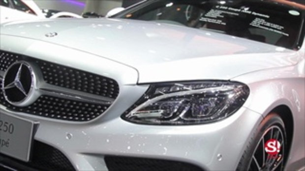 Mercedes-benz C-Class Coupe 250  ปี 2016
