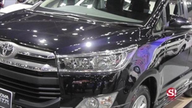 Toyota Innova Crysta ปี 2016