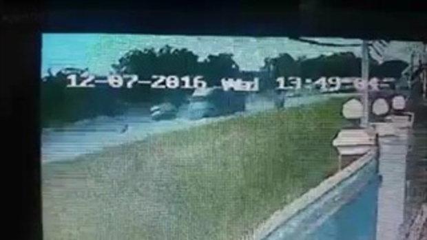 หนุ่มวอนชาวเน็ตช่วย รถไปรษณีย์ชนแม่ยายแล้วหนี