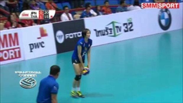 Volleyball Corner : ไขข้อสงสัย! โค้ชโจ้ เฉลยเหตุไร้เงา ง็อก ฮัว