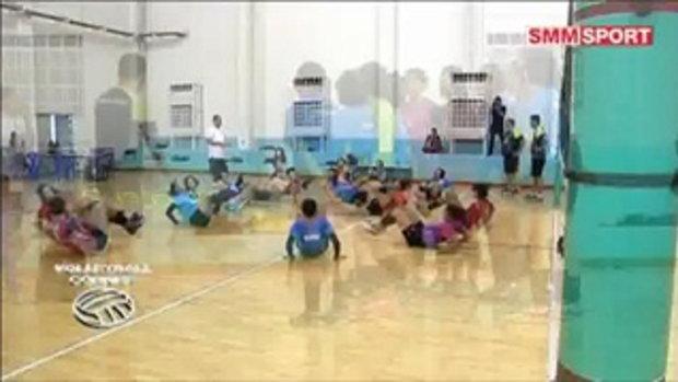 Volleyball Corner : ลูกยางสาว U-18 รายงานตัวก่อนเก็บตัวทำศึกยุวชนหญิงชิงแชมป์เอเชีย