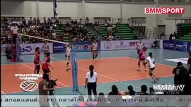 Volleyball Corner : อำพรเผยถึงไม่ได้เป็นคนโคราช แต่จะช่วยทีมโคราชให้ได้มากที่สุด
