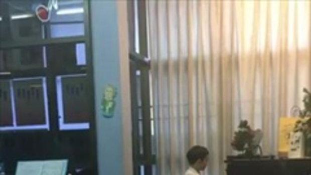 ลูกชาย บัวชมพู ฟอร์ด เล่นเปียโน เพลงพระราชนิพนธ์