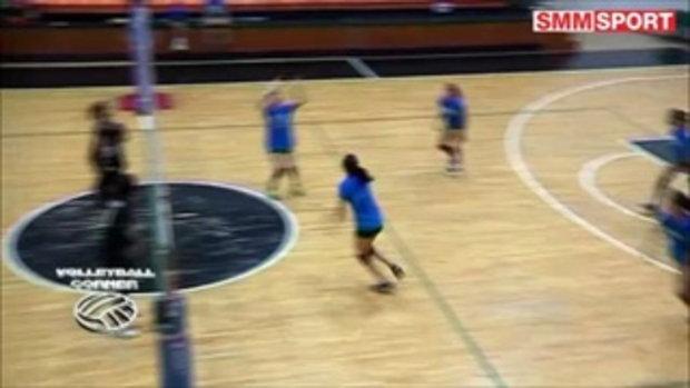 Volleyball Corner : นครนนท์ คว้าตัว วัลเดซ ซุป'ตาร์ ฟิลิปปินส์ ลุยไทยลีก เลก 2