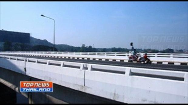 ห้ามรถบรรทุกตั้งแต่ 10 ล้อขึ้นไป ใช้เส้นทางผ่านสะพานเดชาติวงศ์ จังหวัดนครสวรรค์ช่วงปีใหม่