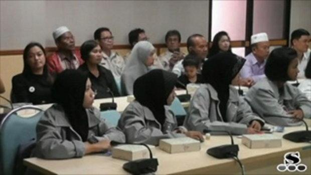Sakorn News : ต้อนรับเยาวชนครอบครัวอุปถัมภ์