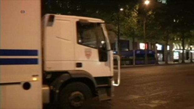 ตำรวจฝรั่งเศสเข้าควบคุมสถานการณ์ที่ย่านถนนช็องเซลีเซ ใจกลางกรุงปารีส ของฝรั่งเศส ได้แล้ว