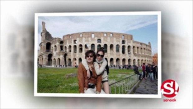แป้ง เล่าโมเม้นท์สวีท แหนม ทริปอิตาลี รักครั้งนี้ไลฟ์สไตล์ตรงกันเป๊ะ!!