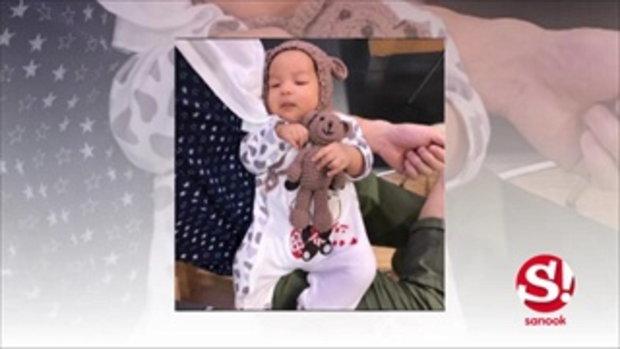 น้องเรซซิ่ง วัย 2 เดือน ช่างหน้าเป็น น่าเอ็นดูมาก