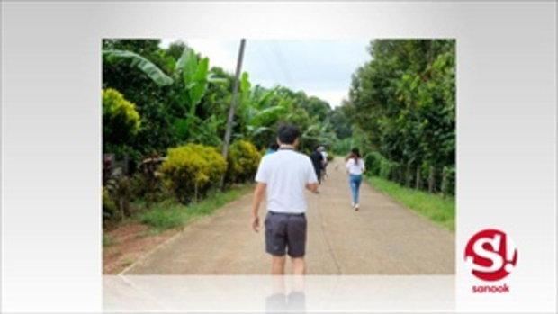 ชิมทุเรียนเมืองจันท์ เที่ยวชุมชนเชิงเกษตร สวนชุมชนเขาบายศรี