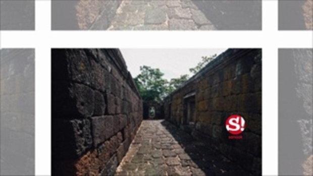 มนต์เสน่ห์แห่งเมืองปราสาทหิน วนํรุง เขาพนมรุ้ง จ.บุรีรัมย์