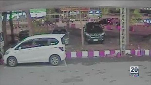 วงจรปิดขโมยรถที่โรงพยาบาล