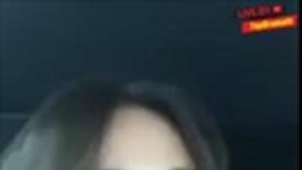 Live!! จันจิ แฟนมาริโอ้ ทักทายแฟนคลับ สวยเป๊ะมาก