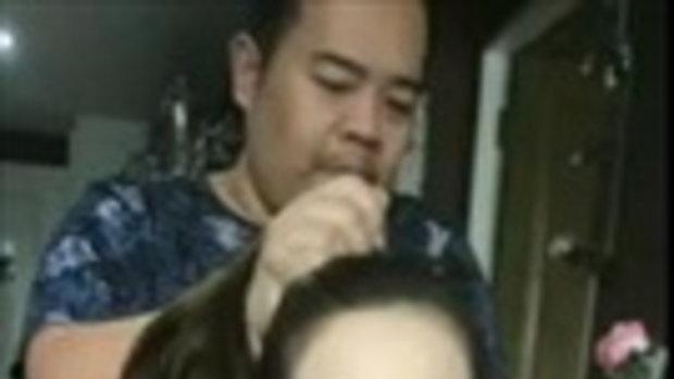 แต่งหน้าทำผมสวยๆ ไปถ่ายรายการ อร่อยเหยียบเบรค - จูลี่ ทีมมาช่า ทีมคริส The Face Thailand Season 3
