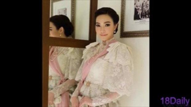 ดีงามตามเนื้อผ้า เมย์ พิชญ์นาฏ ดูสวยดูเรียบร้อยในธีมหญิงไทย