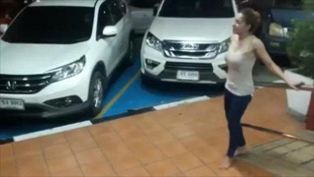 แอนนา รีส เมาแล้วกร่าง อาละวาดในร้านเหล้า ถูกแจ้งจับเมาแล้วขับ ขับรถเฉี่ยวชน
