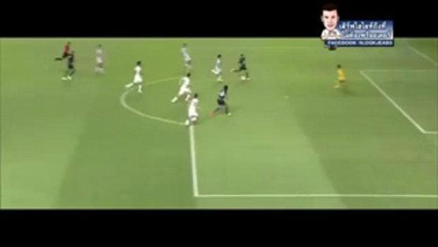 ไฮไลท์การทำประตู ฟุตบอลไทยลีก บุรีรัมย์ ยูไนเต็ด 2-1 แบงค๊อก ยูไนเต็ด - 27-05-2017