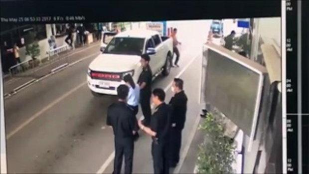 เปิดนาที เปรี้ยว เอิน หนีข้ามชายแดนไทย พบหลักฐานไปสมัครงานร้านคาราโอเกะ